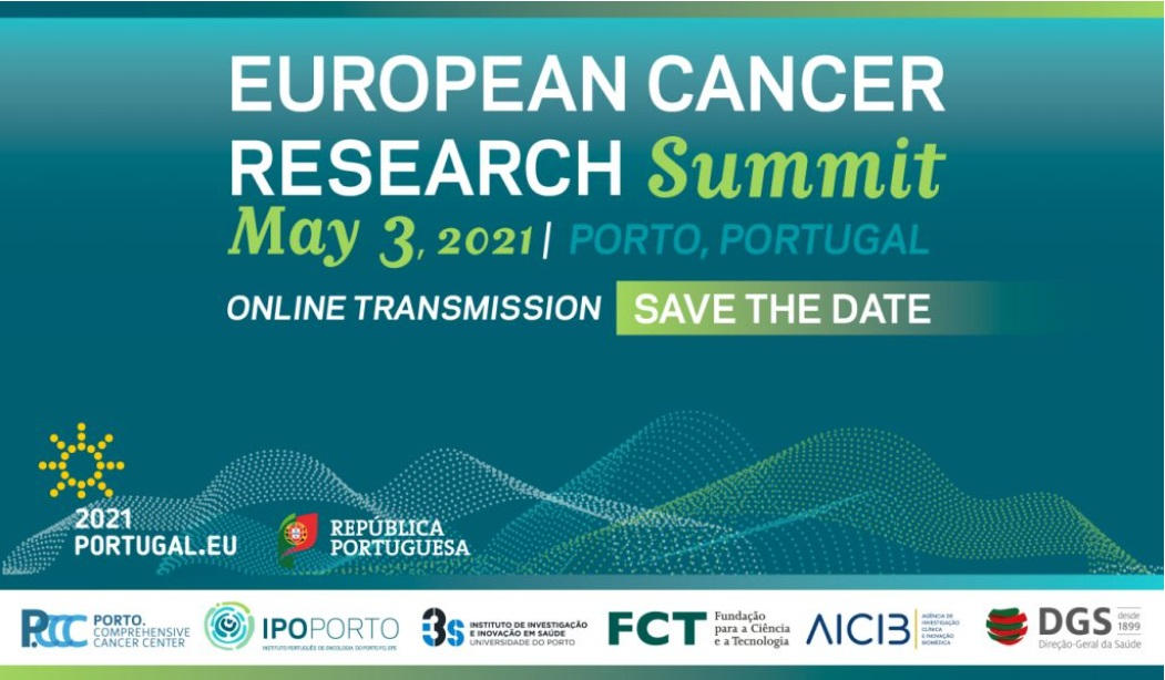 EUROPEAN CANCER RESEARCH SUMMIT 2021!