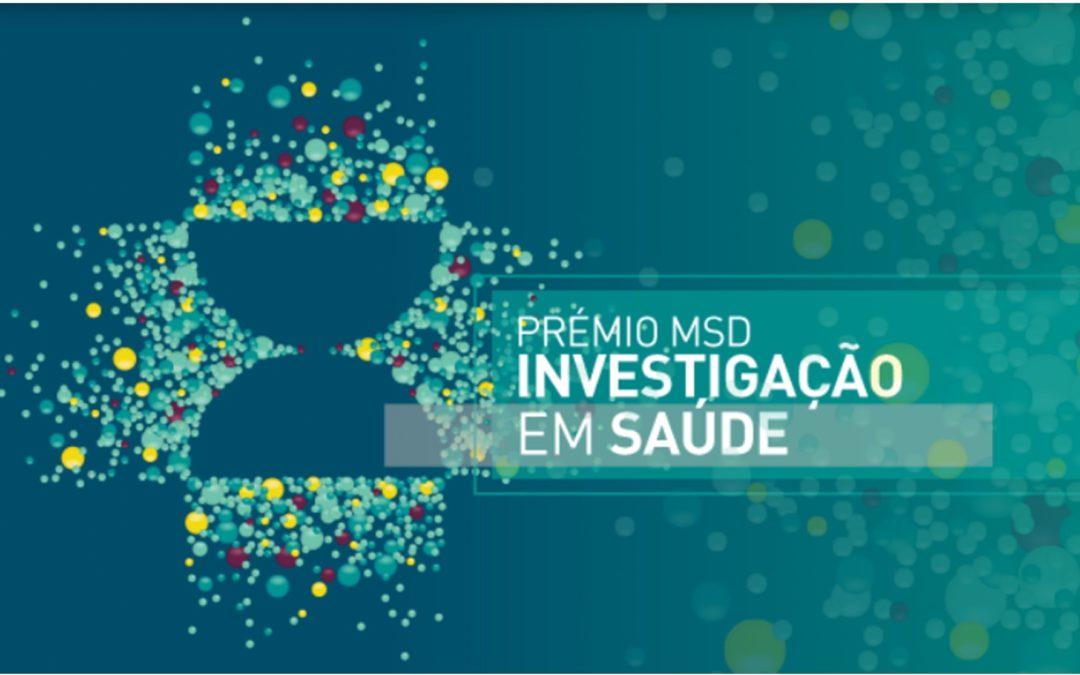 3ª Edição do Prémio MSD de Investigação em Saúde