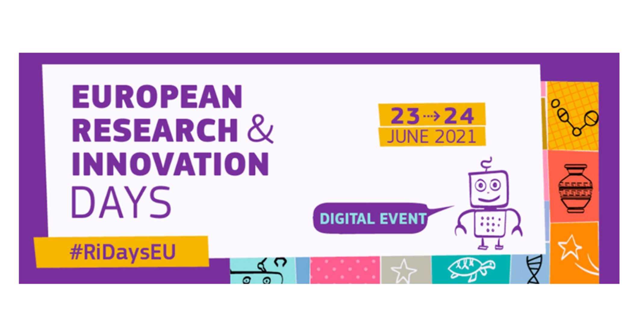 Dias Europeus de Investigação e Inovação