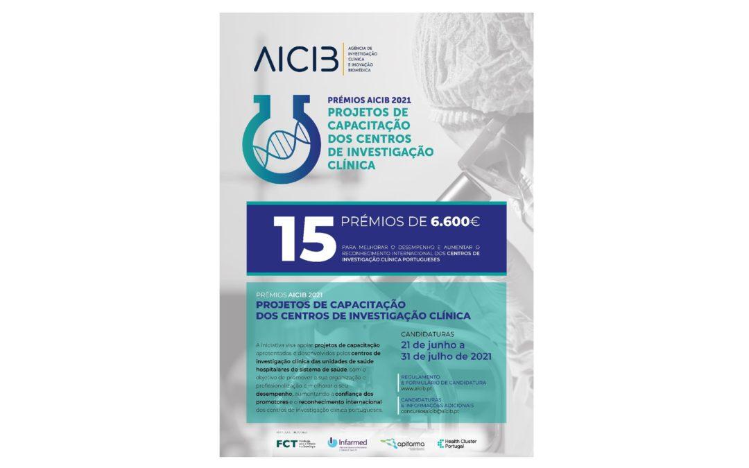 Publicadas as FAQs dos Prémios AICIB 2021!
